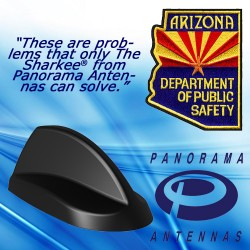 Arizona DPS Adopt GPSB Sharkee® As Official Antenna