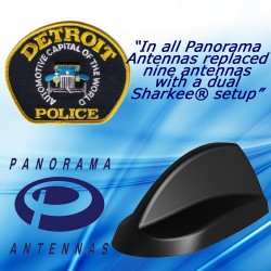 Detroit PD Adopts Dual Sharkee Solution