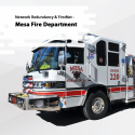 Network Redundancy and FirstNet - Mesa Fire Department
