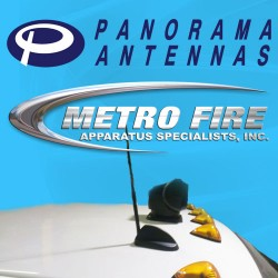 Metro Fire Apparatus Specialists now using Panorama Antennas