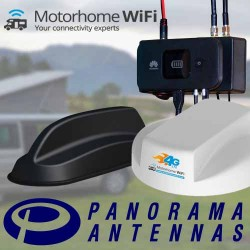 Reliable MiMo connectivity for motorhomes!