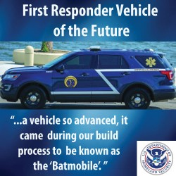 CaseFocus: First Responder Vehicle of the Future