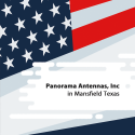Panorama Antennas, Inc. in Mansfield Texas open its new office, warehouse and distribution center.
