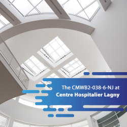 The CMWB2-038-6-NJ at Centre Hospitalier Lagny