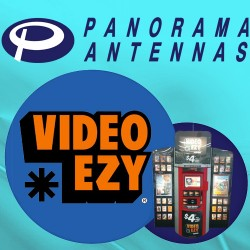 Panorama Supplies Antennas For Remote Stock Control System With Video Ezy