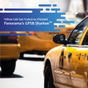 Yellow Cab San Francisco chooses Panorama's GPSB Sharkee™