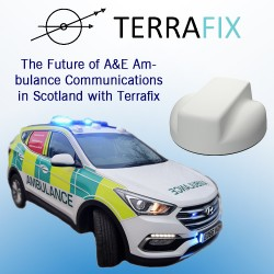The Future of A&E Ambulance Communications in Scotland with Terrafix