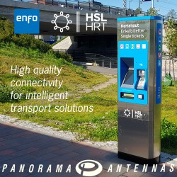 High Quality Connectivity for Public Transport in Helsinki