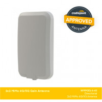 WMM2G-6-60 | 2x2 MiMo 4G/5G Directional Antenna