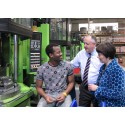 Jane Ellison MP champions local manufacturing for national showcase