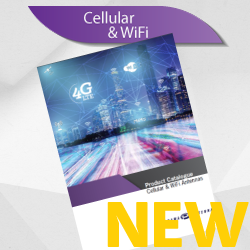 NEW Cellular & WiFi Antenna Catalogue 2017