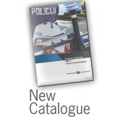 New PMR & Critical Communications Catalogue 2016