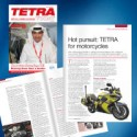 Hot Pursuit: TETRA for Motorcycles