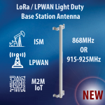 B6SE-[VAR]-03NJ Light Duty Base Station Antenna