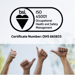 Panorama Receives ISO 45001:2018 Certification