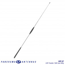 ASF-G7 | UHF Flexible 7dBi Gain Whip