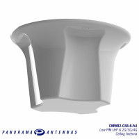 CMWB2-038-6-NJ | Low PIM  UHF & 2G/3G/4G Ceiling Antenna