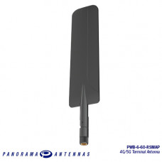 PWB-6-60-RSMAP |  Wide Band 4G/5G Terminal Paddle Antenna