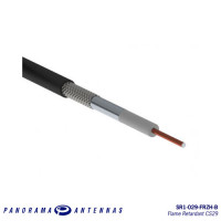 SR1-029-FRZH-B | Flame Retardant CS29 Double Shielded Cable