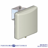 W24-58-CP-9 | 9dBi WiFi Wall Mount