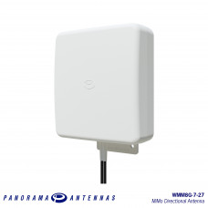 WMM8GG-7-27 | Wall Mount MiMo Gain Antenna with GPS/GNSS