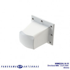 WMM[X]9G-36-55-NJ | Directional MiMo 3.6/5.0GHz 5G / CBRS Antenna