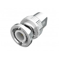 CA-BP-FP | BNC (m) to FME (m) Coaxial Adapter