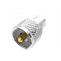 CA-PLP-FP | PL259 (m) to FME (m) Coaxial Adapter