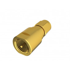 CA-SP-FP | SMA (m) to FME (m) Coaxial Adapter