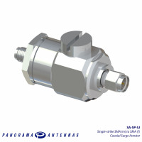 SA-SP-SJ | Single-strike SMA (m) to SMA (f) Coaxial Surge Arrester