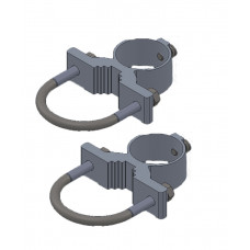 SAB-138 | Antenna Mast / Pole Mount Brackets